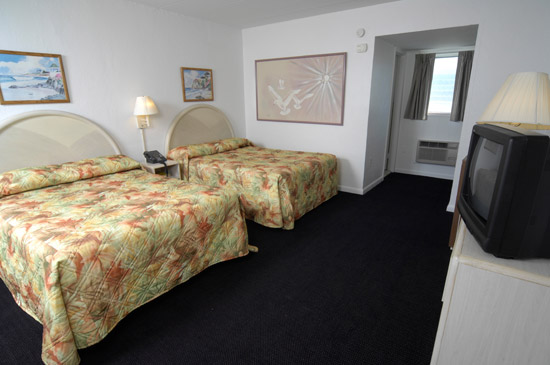 Ocean Sands Motel Centrally Located Hotel In Wildwood NJ